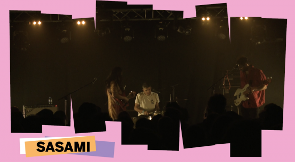 SASAMI Live at Sonic City 2018