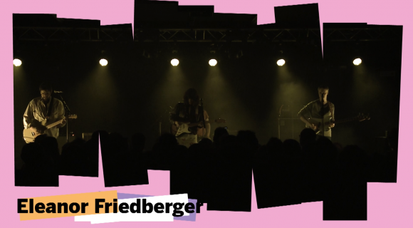 Eleanor Friedberger Live at Sonic City 2018