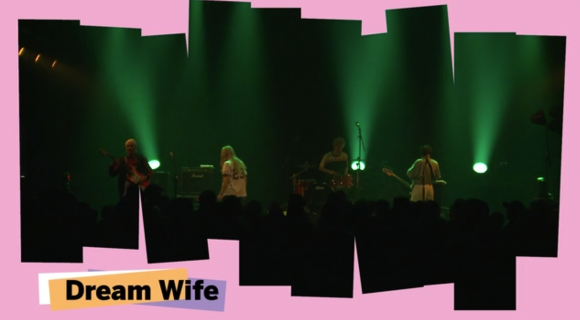 Dream Wife Live at Sonic City 2018
