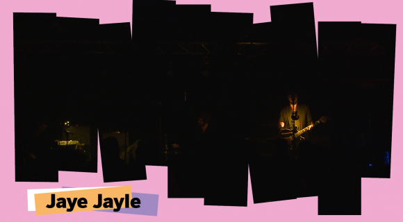 Jaye Jayle Live at Sonic City 2018
