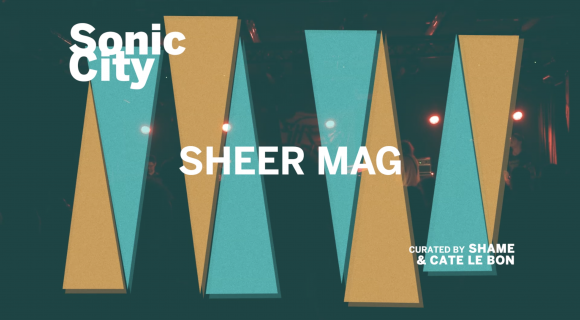 Sheer Mag - Live at Sonic City 2019
