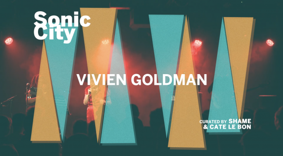 Vivien Goldman - Live at Sonic City 2019