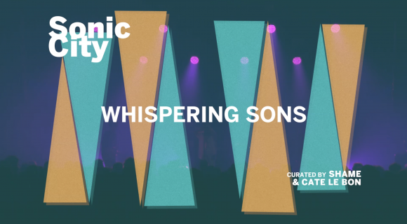 Whispering Sons - Live at Sonic City 2019