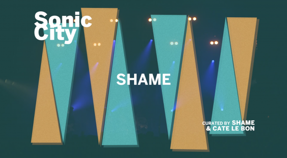 Shame - Human, for a minute (Live at Sonic City 2019)